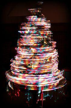 Christmas Tree Spin By Solberhl Via Flickr