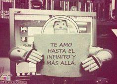 Te amo hasta el infinito y más allá  - http://imagenesdeamorr.com/te-amo-hasta-el-infinito-y-mas-alla/