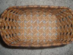 Birch Bark Star Basket. $750.00, via Etsy.