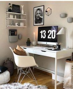 Fliqlo - Flip Clock App and Screensaver Corner Office, Corner Desk, Office Decor, Home Office, Cosy Bedroom, Cosy Corner, Desk Setup, New Homes, Room Decor