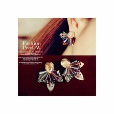 Nov102 Elsilise Earrings ★ Free Worldwide Shipping ★ - $44.00 #onselz
