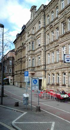 Fürther Str. Nuremberg, Bavaria
