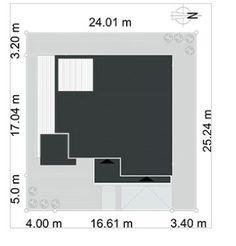 DOM.PL™ - Projekt domu PPE PRZEJRZYSTY D27 CE - DOM EG1-19 - gotowy koszt budowy Dom, Cabana, Bar Chart, Cabanas, Bar Graphs, Gazebo