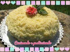 Cucinando e Pasticciando: Torta mimosa