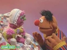 "▶ Sesame Street: Song -- Ernie sings ""Feelings"" - YouTube"