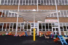 First Steps Nursery Playground Canopy