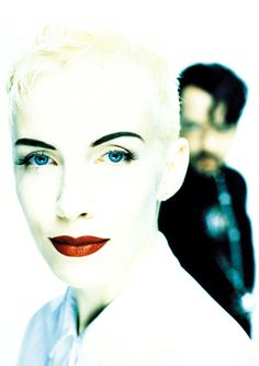 """Here Comes the Rain Again"" is a 1984 song by British pop duo Eurythmics. It was written by group members Annie Lennox and David A. Stewart and produced by Stewart. The song was released as the third single in the UK from the album Touch and in the United States as the first single. The track is similar in musical style to past Eurythmics singles and its melancholy lyrics draw a comparison between the painful and tragic feelings of unrequited love with falling rain."