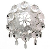 Handicraft, Jewelry Accessories, Chandelier, Ceiling Lights, Silver, Inspiration, Jewellery, Clothes, Google