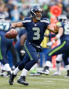 Russell Wilson // Seattle Seahawks