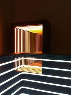 Paolo Scirpa - Infinite Neon Loops