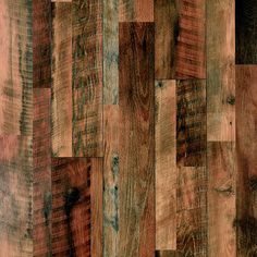 Shop Pergo Max 7.48-in W x 3.93-ft L River Road Oak Embossed Laminate Wood Planks at Lowes.com