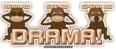 No drama 2