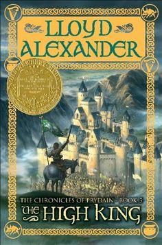 The High King (The Chronicles of Prydain) by Lloyd Alexander,http://www.amazon.com/dp/080508052X/ref=cm_sw_r_pi_dp_T-nPsb0DKB7CWMY9