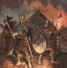 Medieval Life, Medieval Art, Medieval Fantasy, Viking Images, Renaissance Time, Viking Armor, Empire Romain, Dungeons And Dragons Characters, Norse Vikings