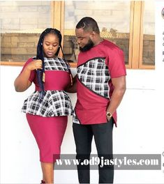 African couple clothing/African fashion/wedding suit/African couple dashiki /shirt and pants/ chemise et pantalon/Ankara styles/ prom dress Couples African Outfits, African Dresses Men, African Shirts, Latest African Fashion Dresses, Couple Outfits, African Print Fashion, African Attire, African Wear, Modern African Fashion