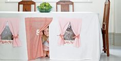 Love this under-the-table house from ohbaby.co.nz!