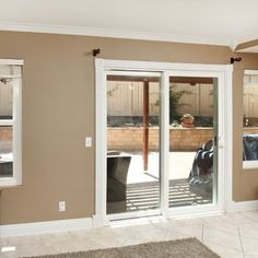 I love my new Tuscany sliding glass door. It's solid, well built and the perfect color tone! Love it! - Las Vegas, NV. #testimonial #happycustomer #vinylwindows #patiodoors #milgard