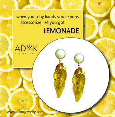 Lemonade, Jewelry, Jewlery, Jewerly, Schmuck, Jewels, Jewelery, Fine Jewelry, Root Beer