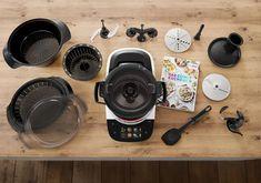 Cookit: Küchenmaschine mit Kochfunktion | Bosch Bosch, Espresso Machine, Coffee Maker, Kitchen Appliances, Basic Cooking, Thermomix, Essen, Knitting Socks, Espresso Coffee Machine