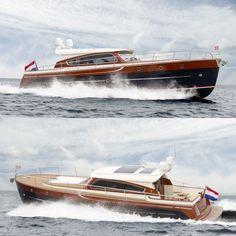 Breedendam MTB fourzero Wheelhouse, designed by Guido de Groot Design and Flamme Yacht Design