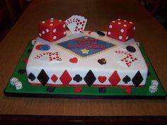 Gambling/Casino+Cake+-+Cake+By+Margaret casino night party, las vegas par. Casino Royale, Fète Casino, Casino Cakes, Casino Night, Casino Theme Parties, Casino Party, Party Themes, Vegas Party, Party Ideas