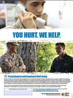 Looking for materials to support the Psychological and Emotional Well-being of your #Marines? We have resources that can help!