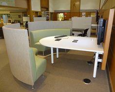 AGATI Furniture   Cornell Mann Library   Bissett Collaborative Center. How  To Achieve Effective Collaborative