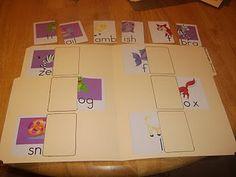 Awesome File Folder games for Preschool - Kindergarten