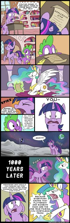 Comic: For Her Eyes Only by *sophiecabra on deviantART. I AM LAUGHING SO HARD OMG