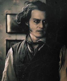 Sweeney Todd - Johnny Depp.