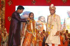 Narayan Seva Sansthan organizing Handicapped marriage of 101 couples at Delhi. #joinnarayanseva #socialservice #donation #donate #blessing #joinus