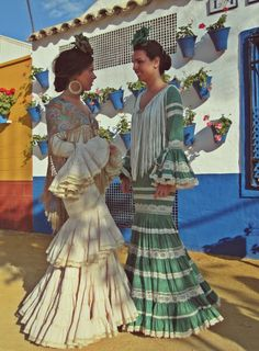 OUTFITS | Mamá de mayor quiero ser flamenca | Página 2