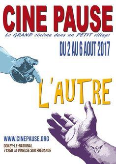 Festival Ciné Pause du 2 au 6 août 2017 à Donzy-le-National : http://clun.yt/2qoN1MQ