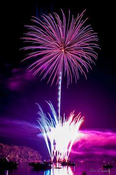 #buonaserata a tutti così :)))  Con le scintille :)))  Fireworks