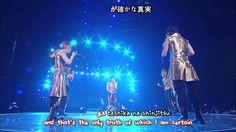 Tohoshinki 東方神起 - ASU WA KURU KARA 明日は来るから 3rd Live Tour [eng + romaji +...