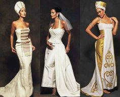37 gorgeous African wedding dresses - Fmag
