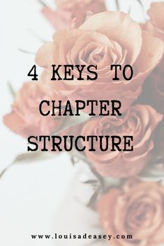Chapter structure is tricky to master when you're writing a book - how do you know where to end one chapter and begin another? Read on for four keys to mastering chapter structure in your memoir. #autobiography #bibliophile #biography #books #creative #writing #memoir #journal #nonfiction #stories #storytelling #writer #writers #writing #writing tips