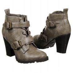 """I have these boots in black, I call them my """"Hipster Heels""""."""