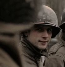 Ross McCall in Band of Brothers