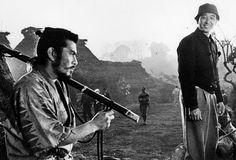 Behind the scenes of Seven Samurai (1954)