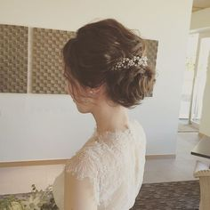 〔髪型もお姫様!〕ディズニープリンセスなりきりヘアアレンジカタログ Bridal Hair Roses, Bridal Hair Updo, Hairdo Wedding, Wedding Hair And Makeup, Hair Makeup, Bride Hairstyles, Pretty Hairstyles, Hair Design For Wedding, Hair Arrange