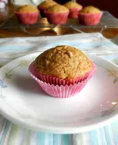 Yummy carrot spice muffins for Easter! AND a funny story! Please tell me it's not just me :)