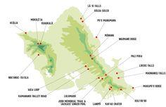 20 Great Oahu Hikes - Honolulu Magazine - September 2013 - Hawaii