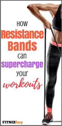 How Resistance Bands can supercharge your workouts. Learn how to choose the best resistance bands used by athletes, coaches, fitness experts and Hollywood trainers. #resistancebands #bands #bootybands #strengthtraining #gluteactivation #buildabutt