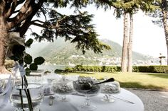 Experience Lake Como from a classical frame with a twist of contemporary style! #comoinstyle