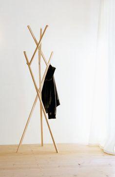 """""""Hut ab"""", for NILS HOLGER MOORMANN, Designed by Konstantin Grcic, 1998"""