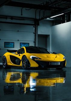Mc Laren P1. Should I add it to my garage of toys? Or is it pretentious?