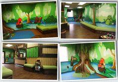 Pediatric Dental Office Designs