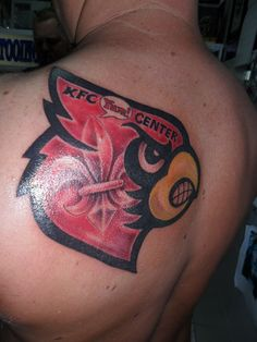 1000 images about ink on pinterest cardinal tattoos for Tattoo charlie s preston hwy louisville ky
