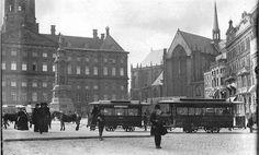 Dam Amsterdam (jaartal: Voor 1900) - Foto's SERC